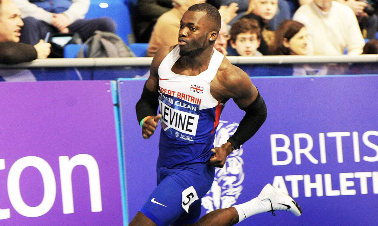 Nigel Levine alleged to have failed drugs test