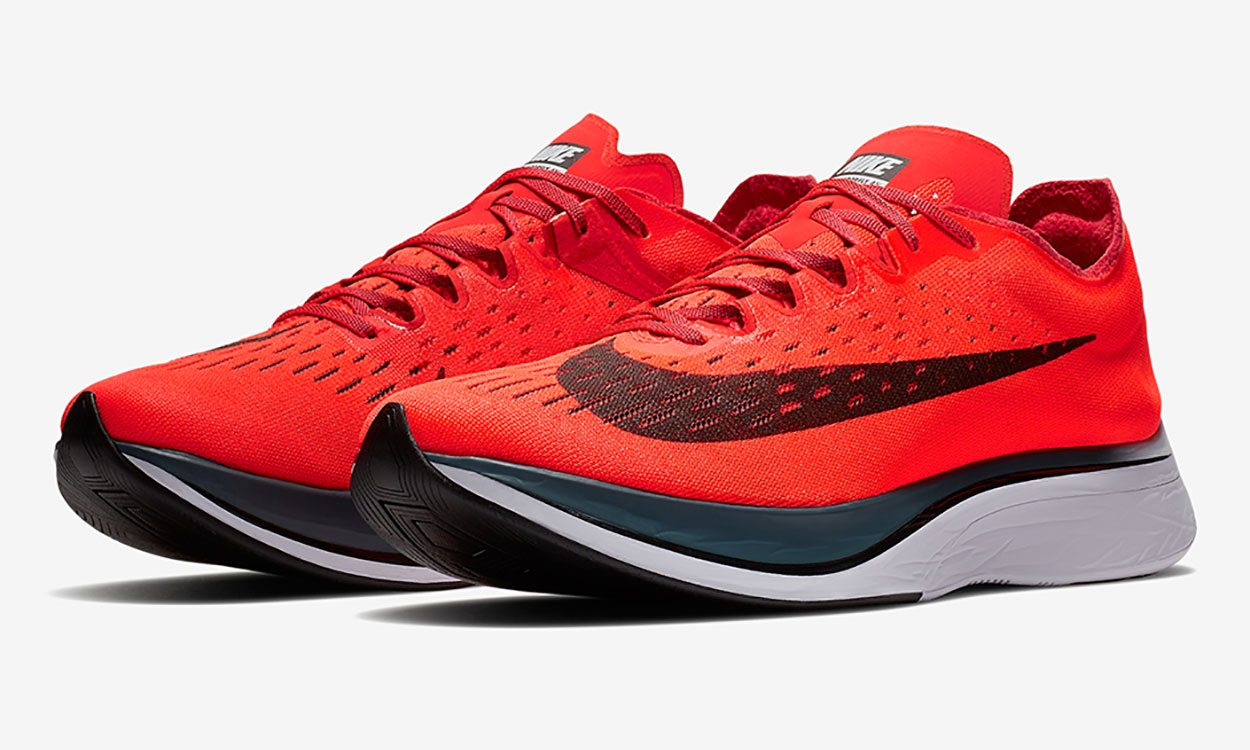 Nike Zoom Vaporfly 4% could give you faster feet, study says