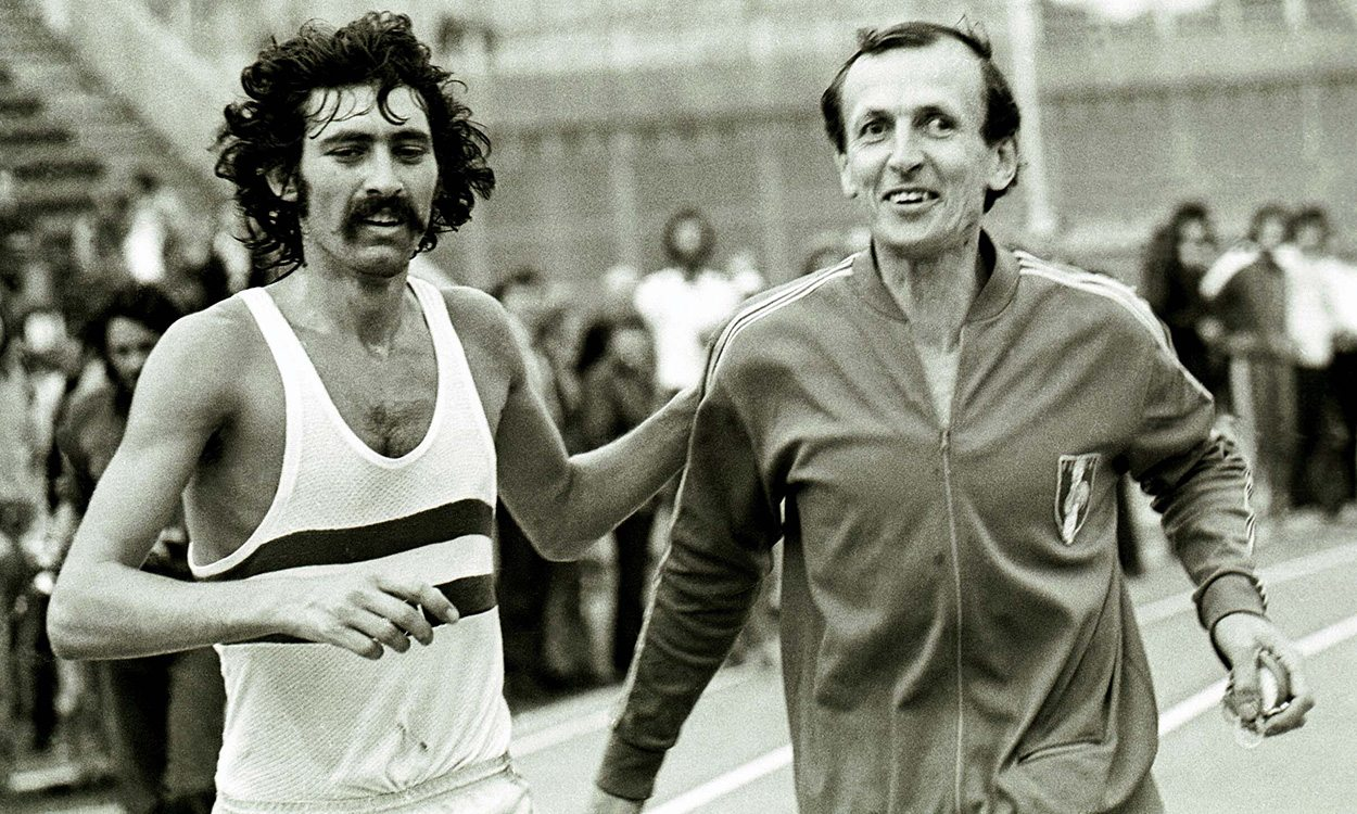 Athletes pay tribute to Bob Parker
