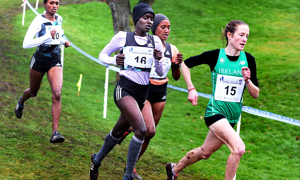 Athletes set for cross clash in Antrim