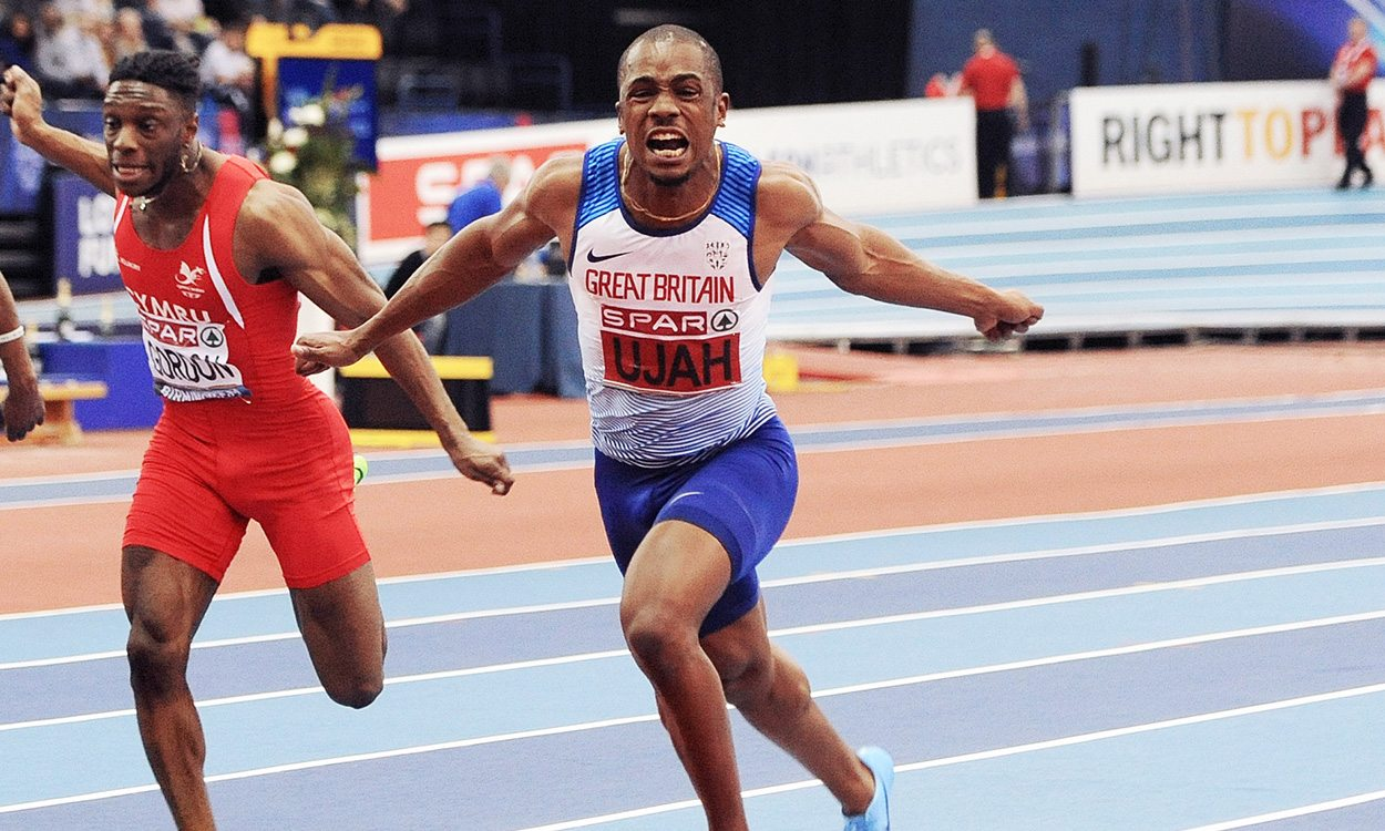 Christian Coleman's speed doesn't scare me, says CJ Ujah
