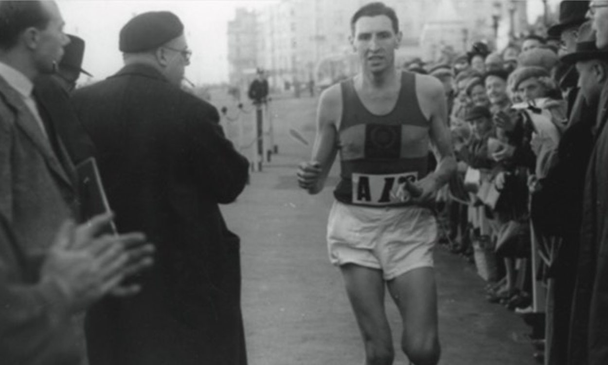 Britain's oldest surviving Olympian Bill Lucas dies