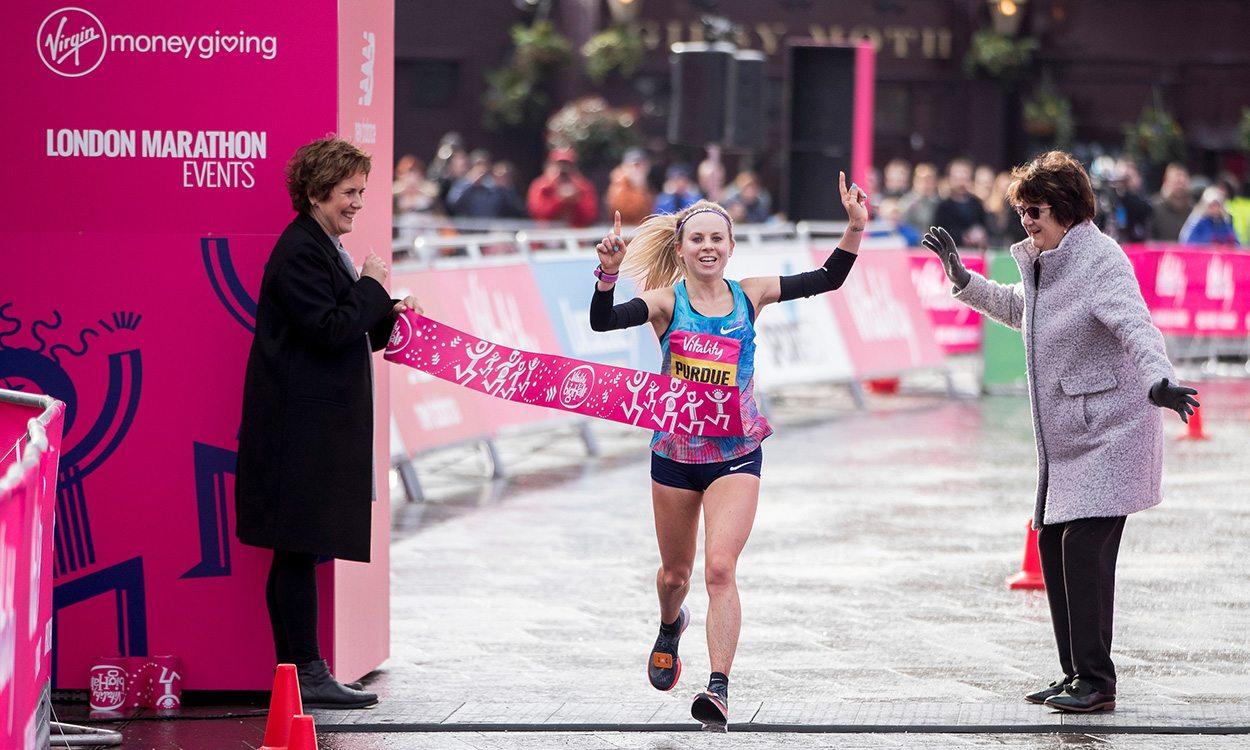 10-strong British team selected for IAAF World Half Marathon Championships