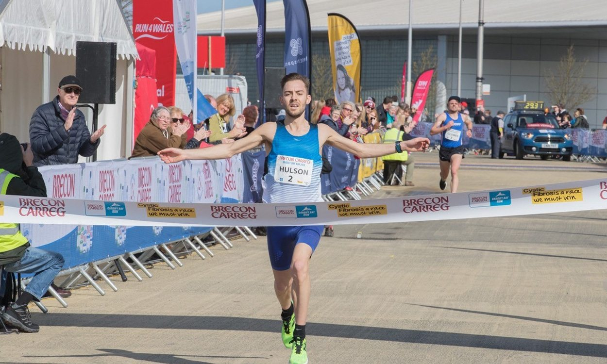 Charlie Hulson heads fields for inaugural ABP Newport Wales 10K