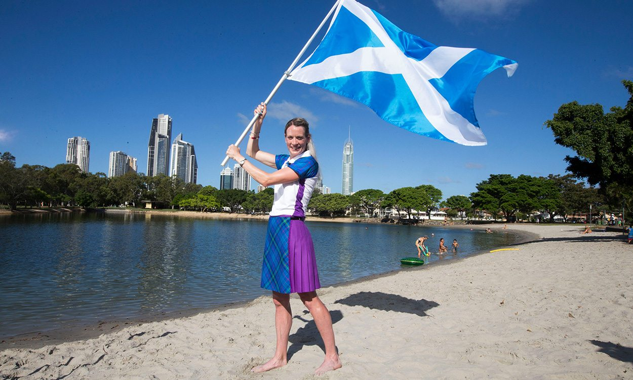 Eilidh Doyle to be Scotland's Commonwealth Games flag bearer