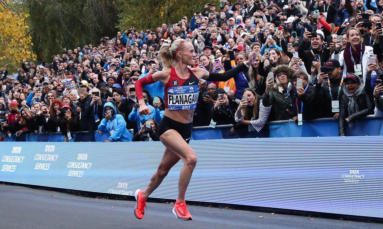 Shalane Flanagan and Galen Rupp aim for Boston Marathon wins
