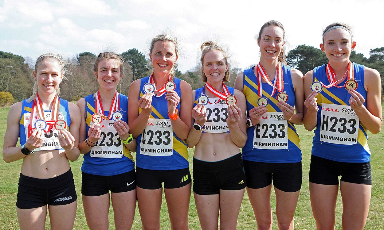 Leeds and Tonbridge win road relays