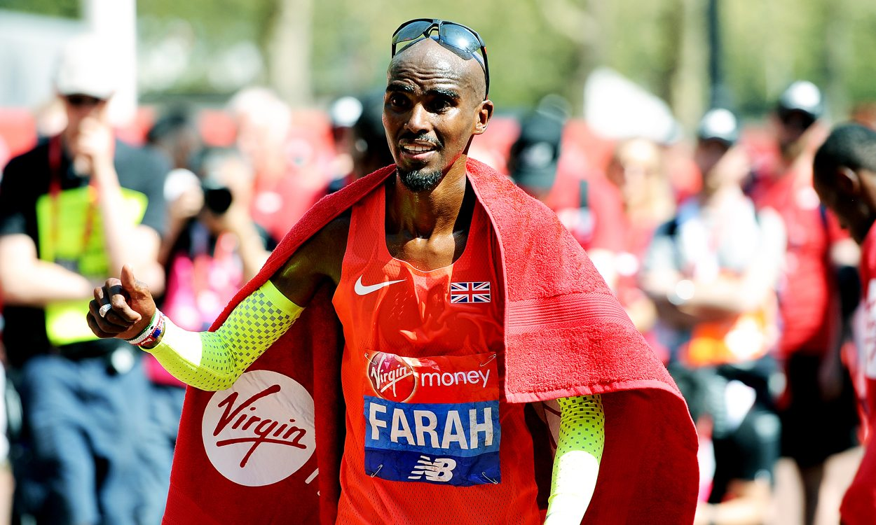 Mo Farah to run Chicago Marathon