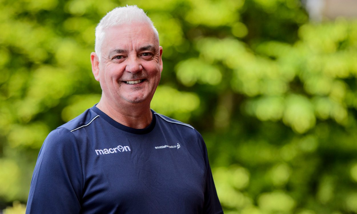 Rodger Harkins to leave Scottish Athletics performance director role