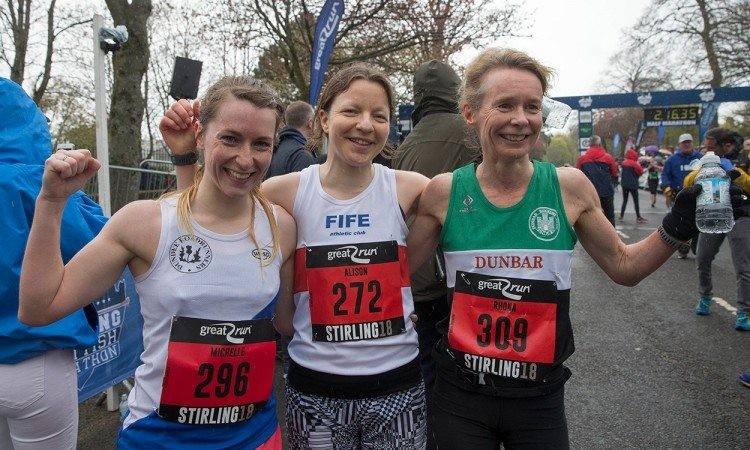 Stirling-Scottish-Marathon-women's-top-3-by-Great-Run