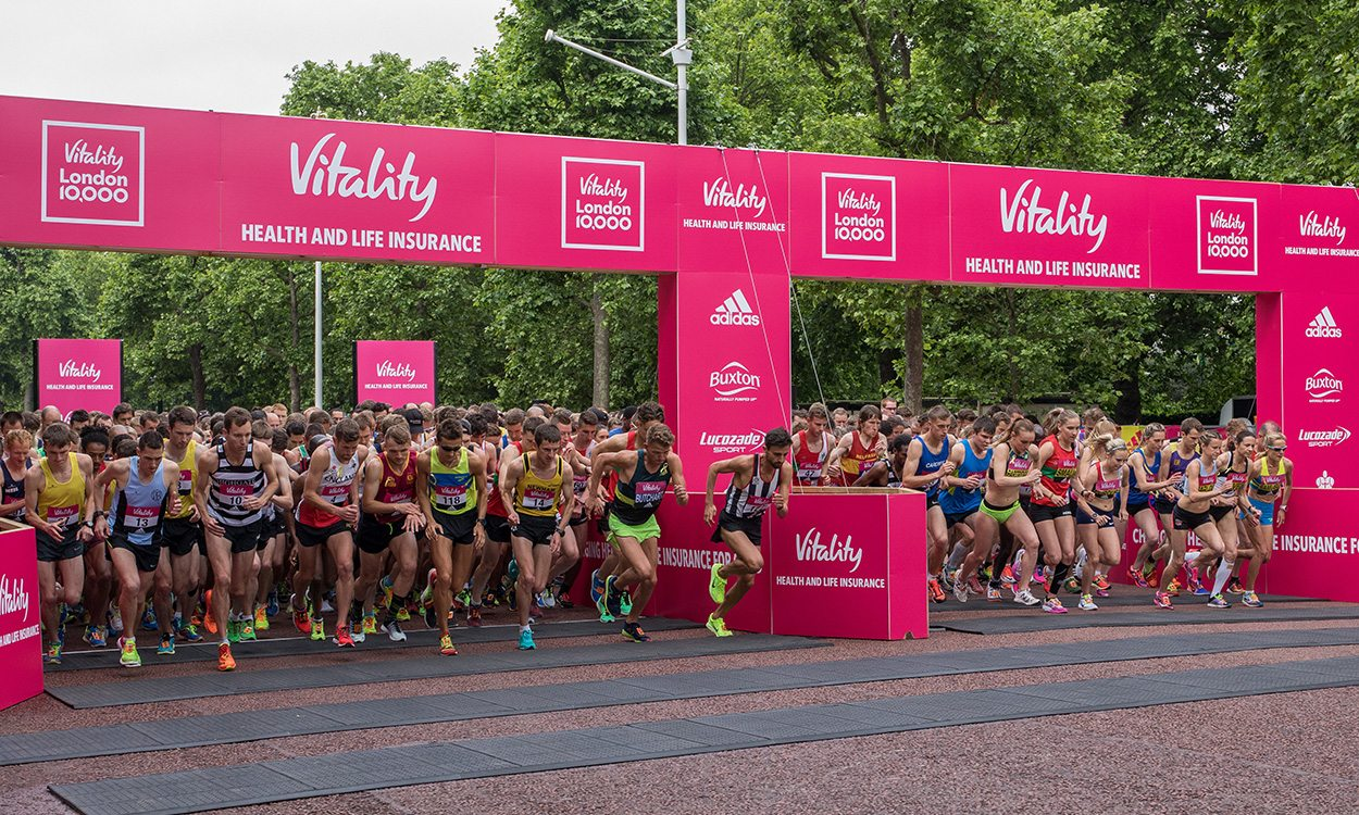 Win Vitality London 10,000 entry and New Balance shoes