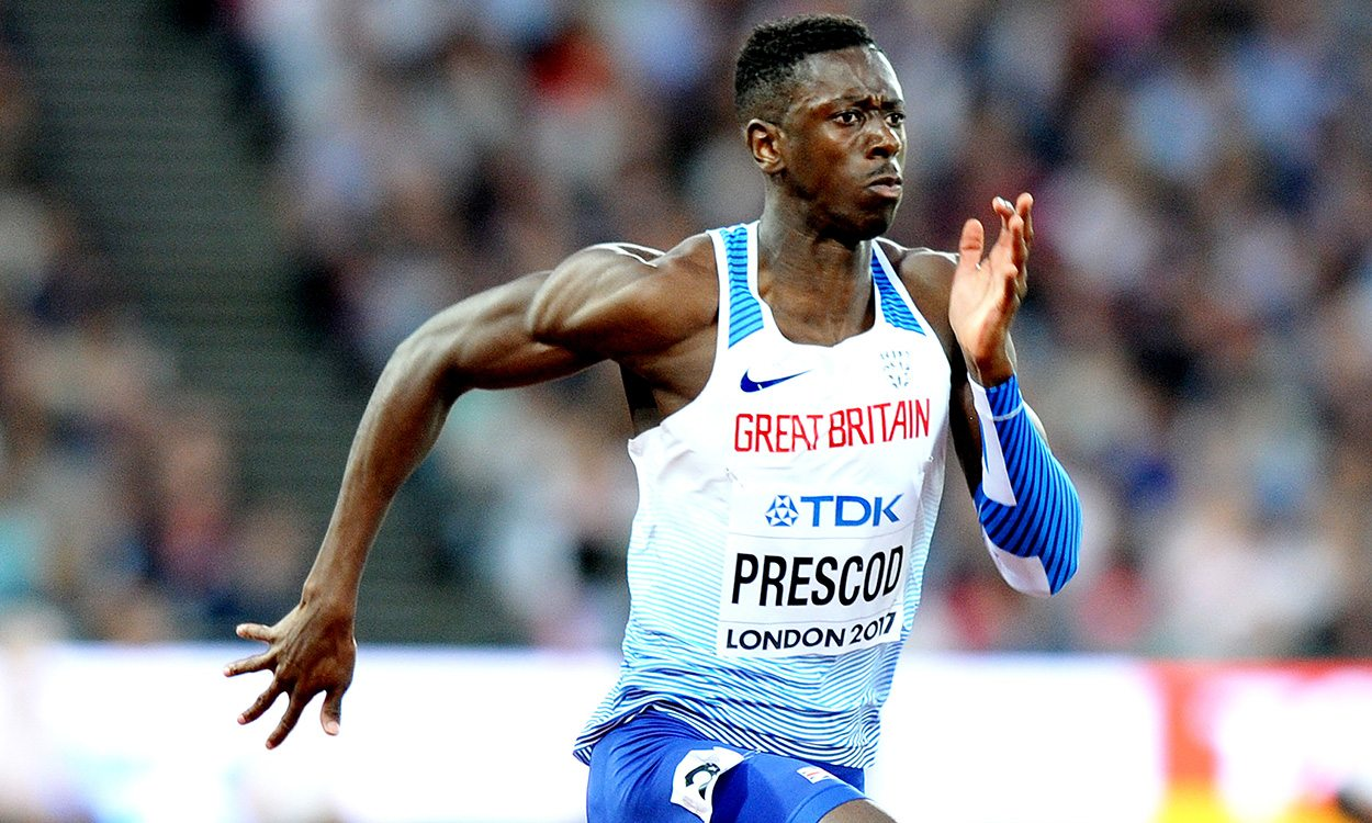 Reece Prescod and Michelle-Lee Ahye among CityGames sprint stars