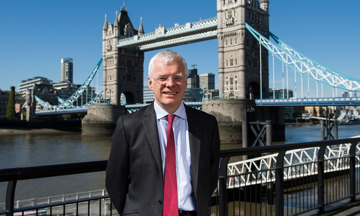 Athletics can secure the sporting spotlight, says UKA chair Richard Bowker