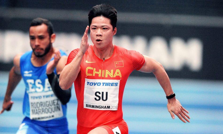 Athletes set for Shanghai Diamond League