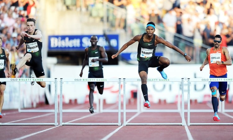 Diamond League series moves on to Paris
