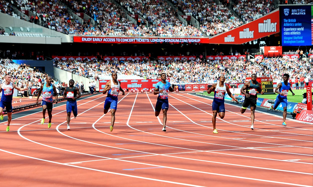 Anniversary Games: London ready to sparkle