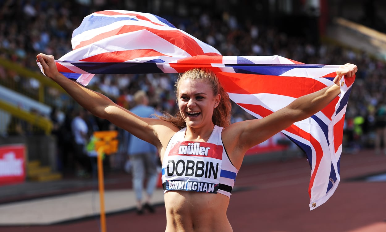 GB name team for Athletics World Cup