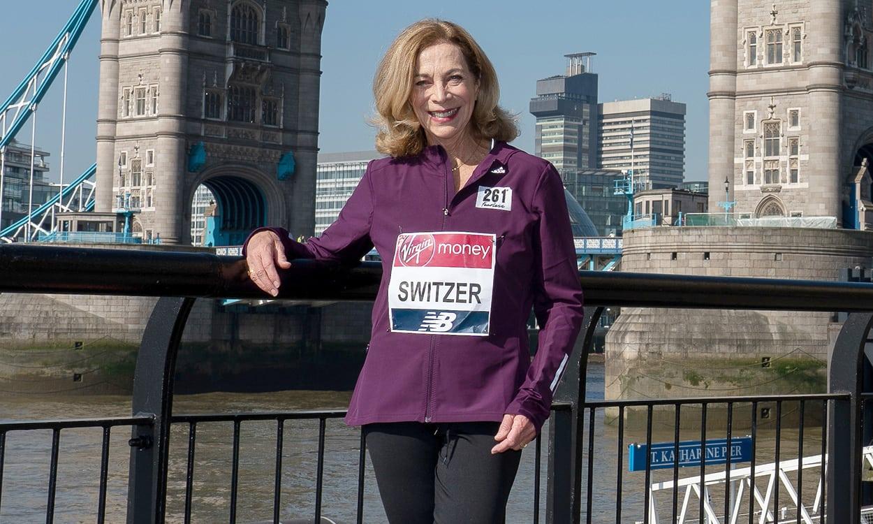 Kathrine Switzer: Leading the way