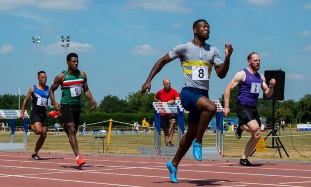 New National Athletics League poised to start