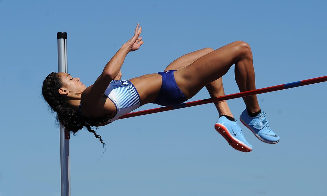 Katarina Johnson-Thompson to double up at Anniversary Games