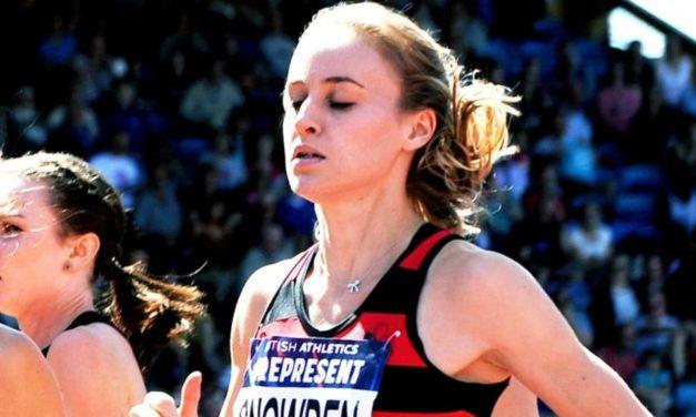 Breakthrough win for Katie Snowden