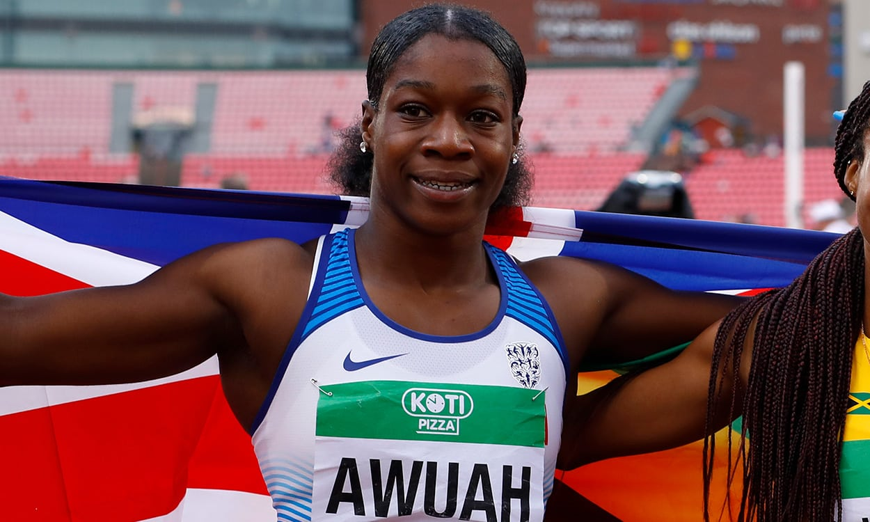 Kristal Awuah impresses in Luxembourg – weekly round-up