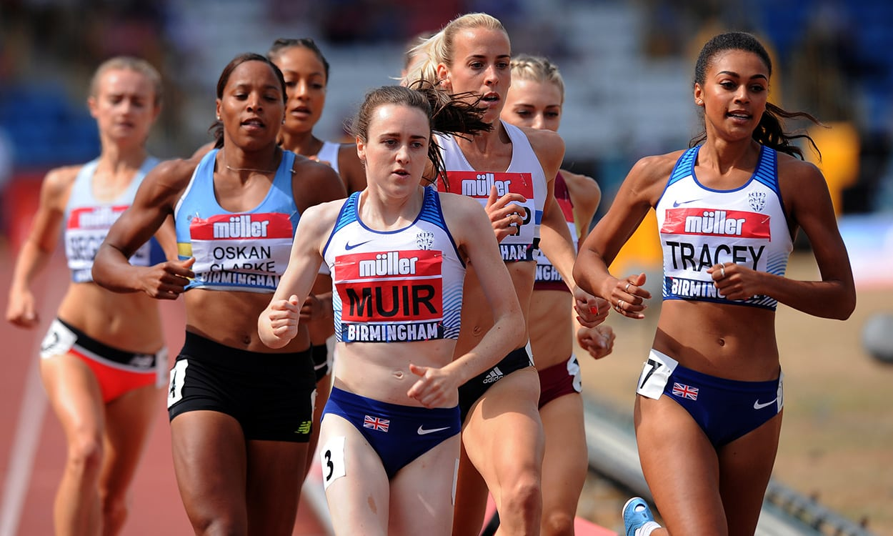 British team named for European Championships