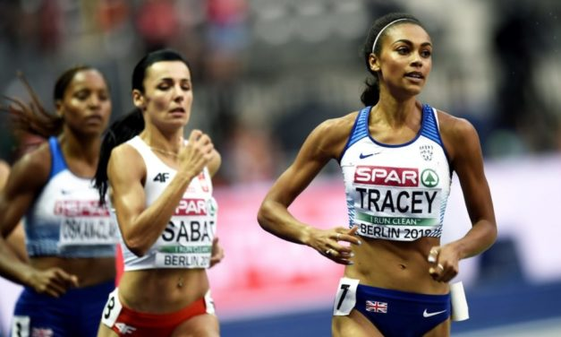 Brits name strong team for European Team Champs
