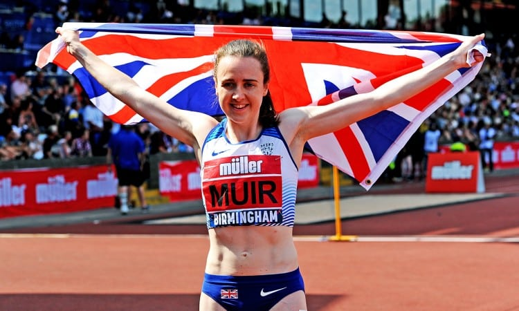 Laura Muir ready for Great North CityGames road test
