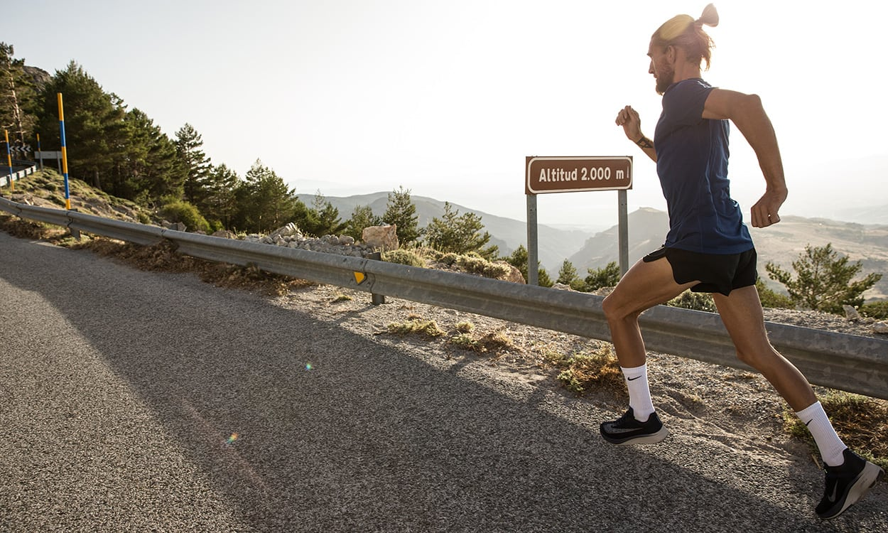 Trail-blazing endurance athlete's winning social media strategy