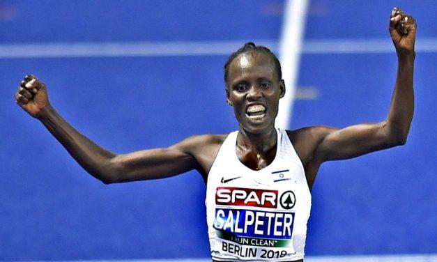 Birhanu Legese and Lonah Chemtai Salpeter win Tokyo Marathon