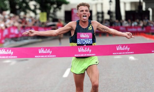 Andy Butchart and Steph Twell to return to London 10,000