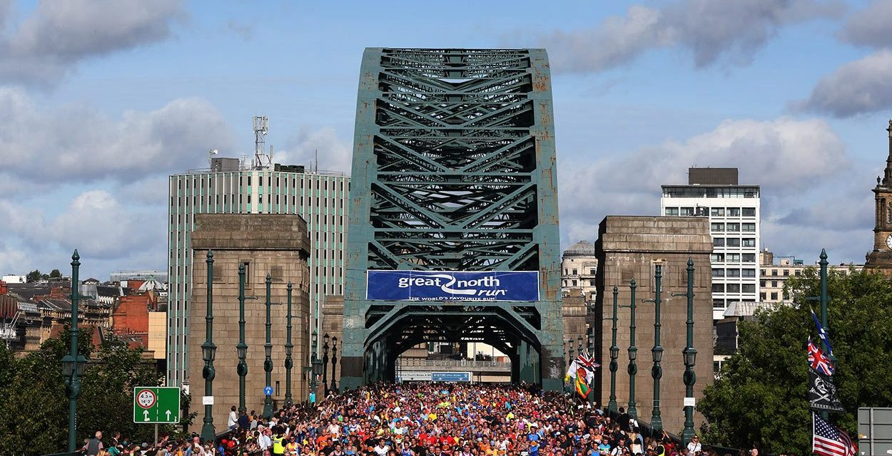 Great North Run increases race capacity