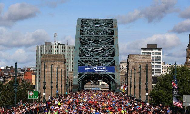 Great North Run increases race capacity