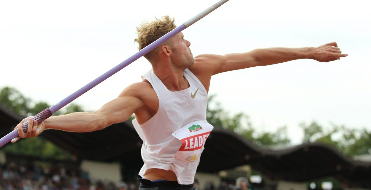 Kevin Mayer joins world record party with decathlon best