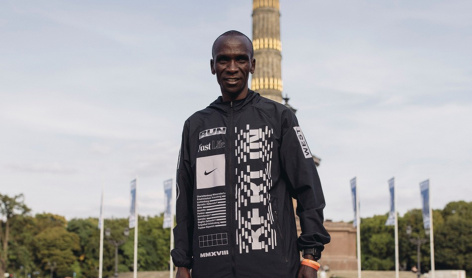 Eliud Kipchoge – an all-time great
