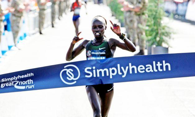 Vivian Cheruiyot regains Great North Run title