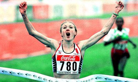 My Greatest Race: Paula Radcliffe
