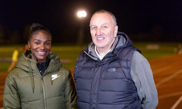 John Blackie's coaching pride