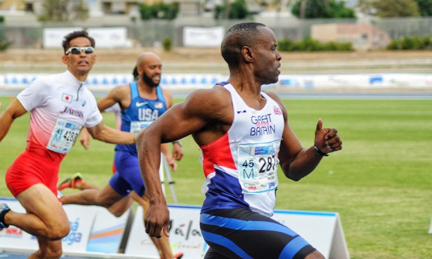 Jason Carty among 60m winners at World Masters