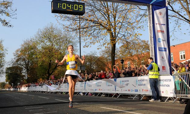 Luke Traynor targets record-breaking title defence at Manchester Half