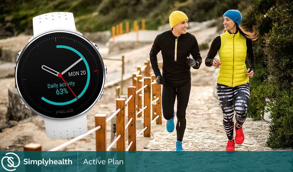 Simplyhealth Active Plan can help you stay on top of your training