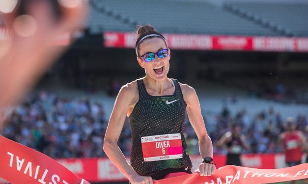 Irish-born Sinead Diver wins Melbourne Marathon in 2:25 – weekly round-up