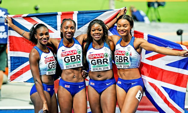 British Athletics announces funding lists for 2018-19