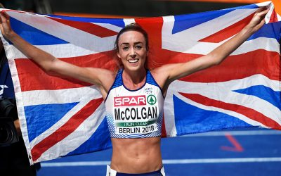 """It's that sense of 'Maybe I can do this, maybe I am good enough',"" says Eilish McColgan"