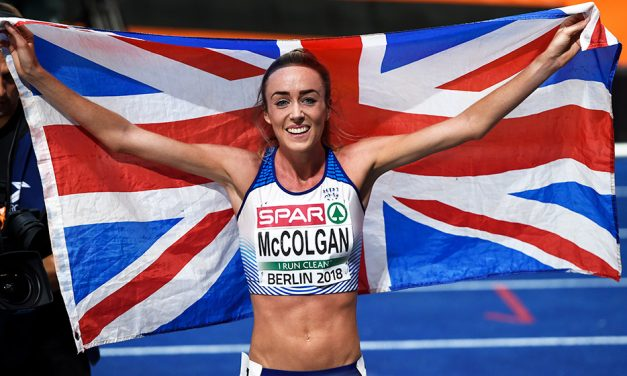 Eilish McColgan keen to push on after another PB performance