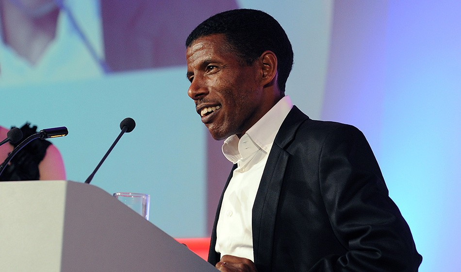 We must support each other, says Haile Gebrselassie