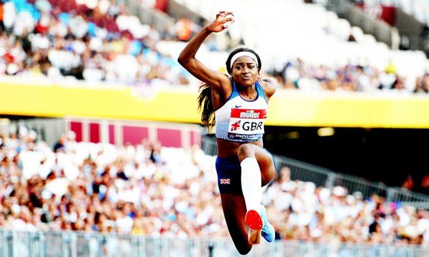 Naomi Ogbeta's triple talent