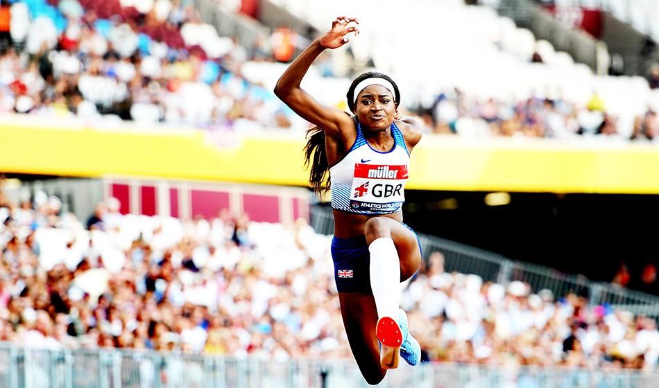 British rankings analysis: Women's field events