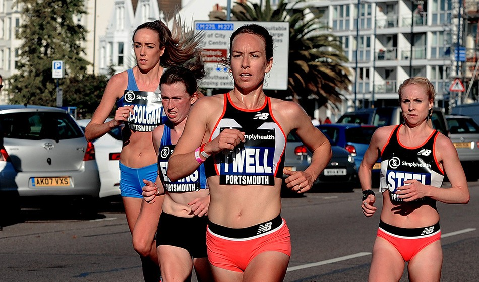 Steph Twell set for December marathon debut